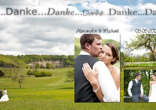Hochzeits DankesKarten-1